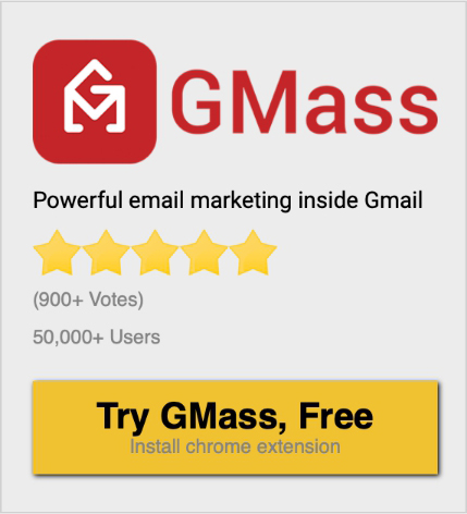 Easy way to send a mass email to every contact in your Gmail