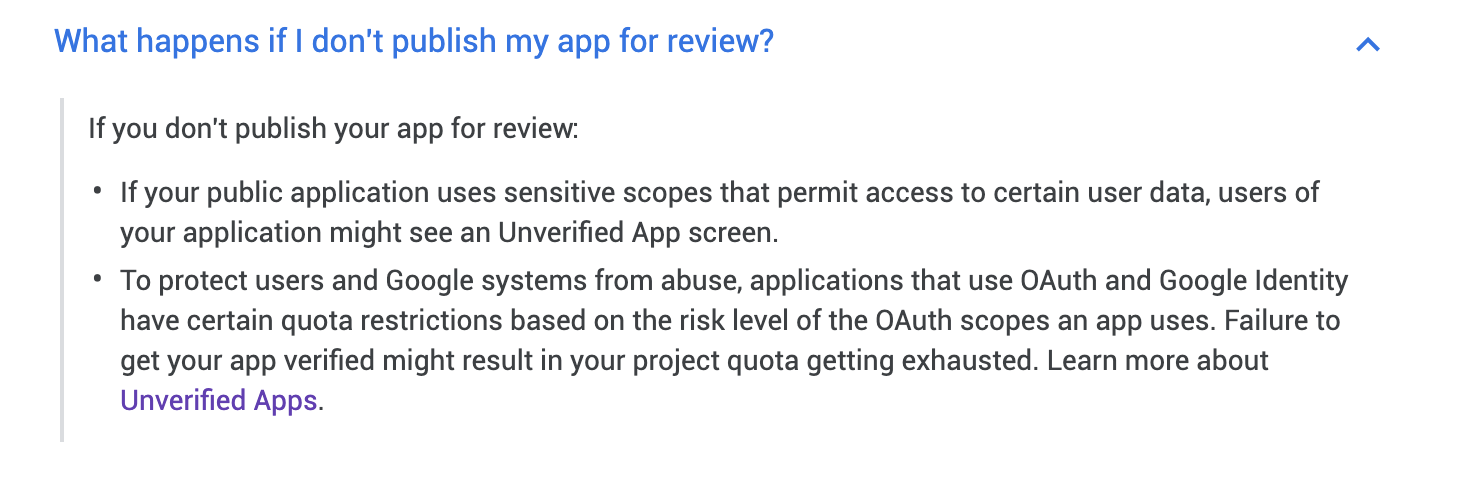 My feelings on Google's $15,000-$75,000 OAuth verification process