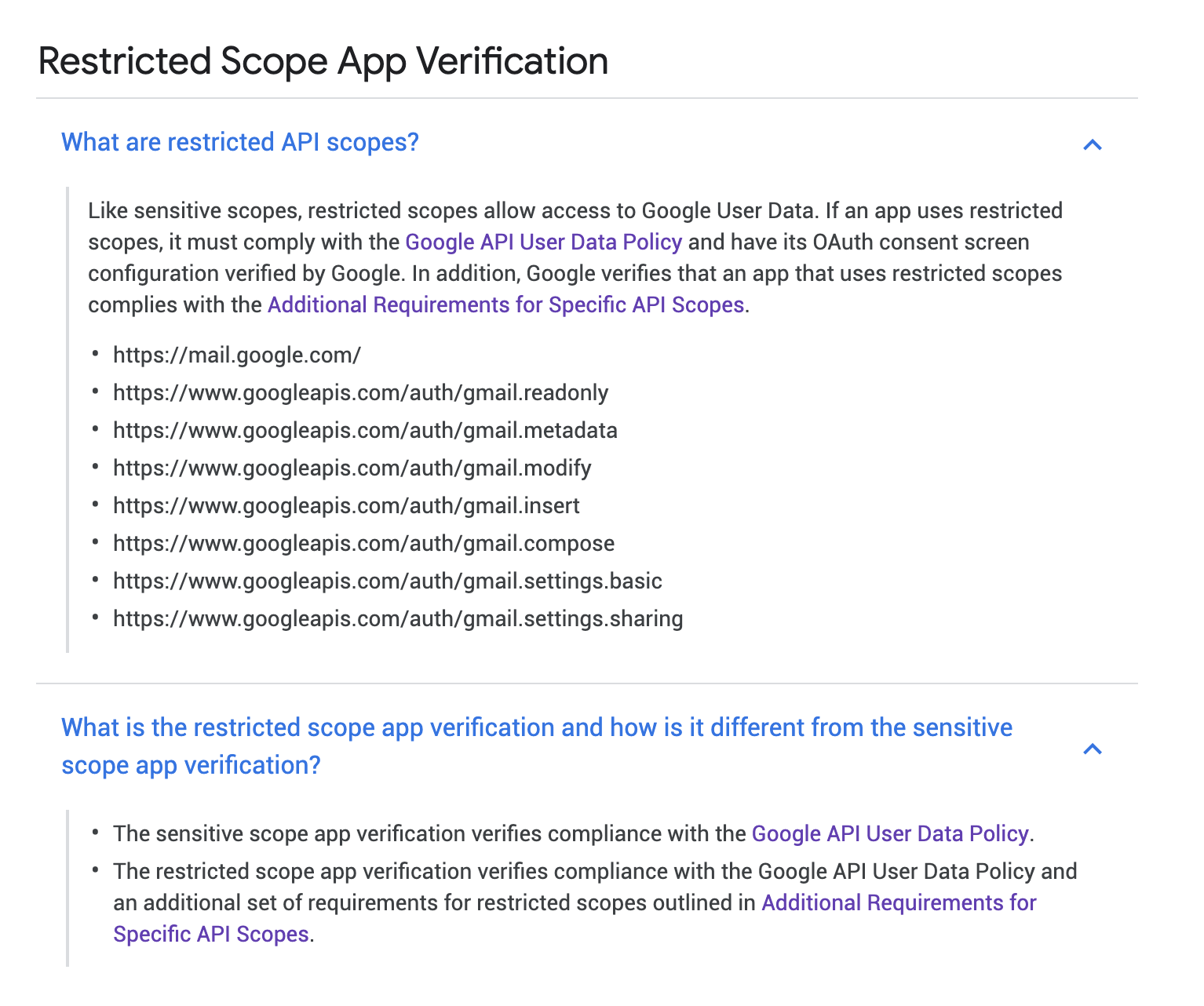 My feelings on Google's $15,000-$75,000 OAuth verification