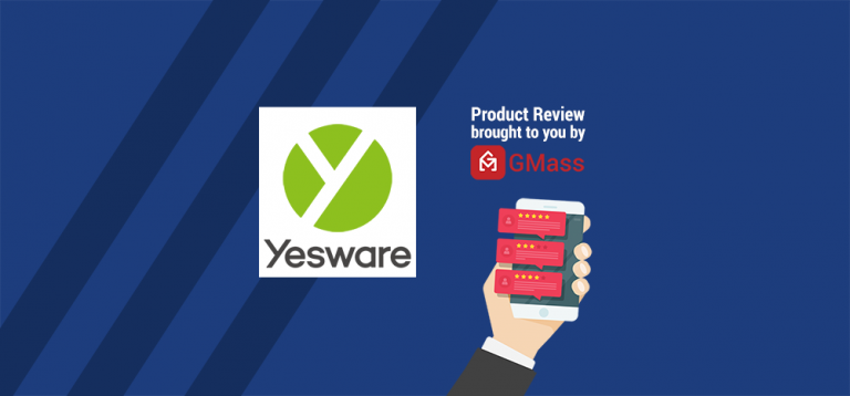 Yesware product review