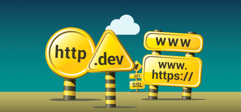 redirecting to www and https